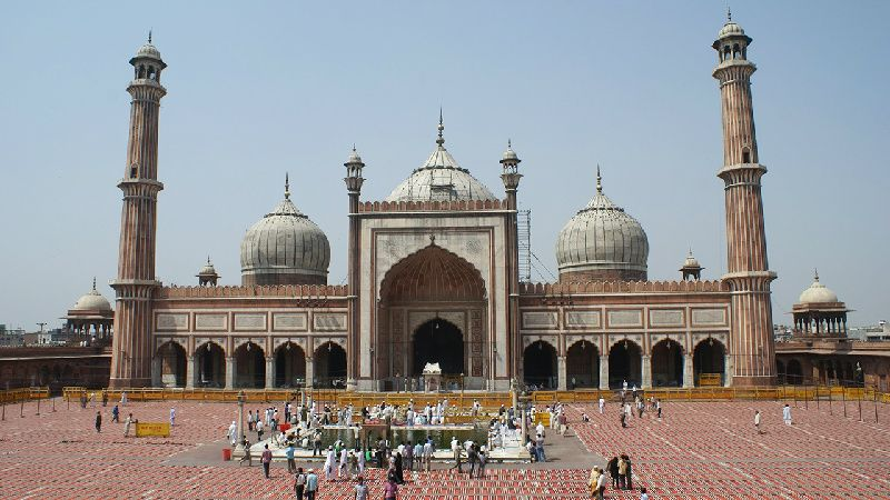 Cultural Trail Around Old Delhi