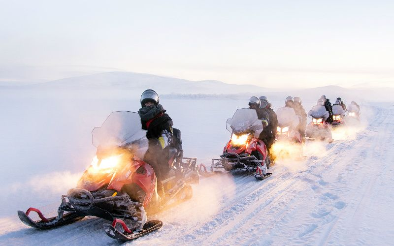 Norway Snowmobile Safari from Tromso