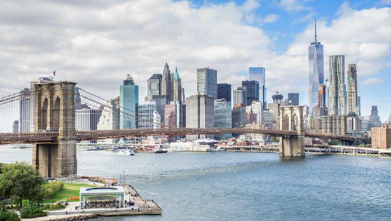 2-Hour New York Brooklyn Bridge Bike Tour