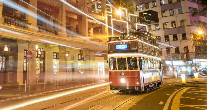 1-Hour Hong Kong TramOramic Tour