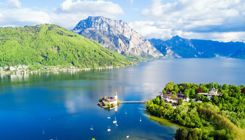 8-Day Italy and Austria Tour Package: Rome to Vienna