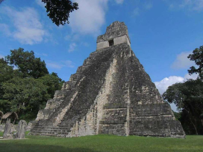 Tikal Ruins Early Day Tour