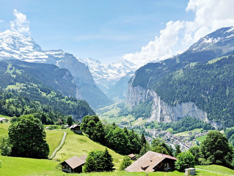 11-Day Italy and Switzerland Discovery Tour: Rome to Munich