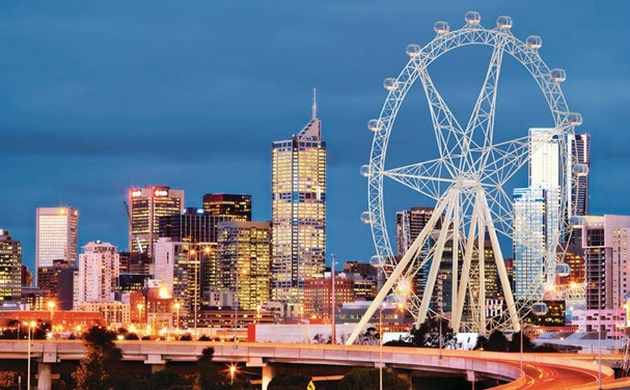 Melbourne Star Observation Wheel Admission