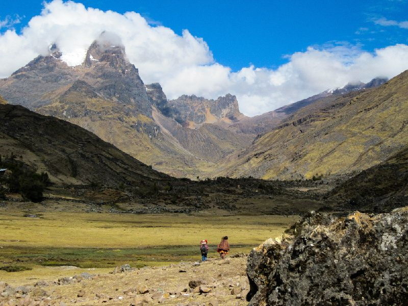 7-Day Lares Trek To Machu Picchu