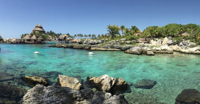 1-Day Xcaret Park Plus Tour from Cancun or Riviera Maya