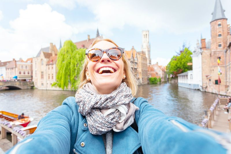 Bruges Small Group Tour from Brussels