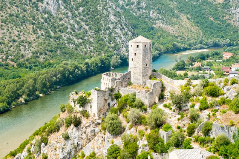 6-Day Balkan Tour Package: Zagreb to Budapest