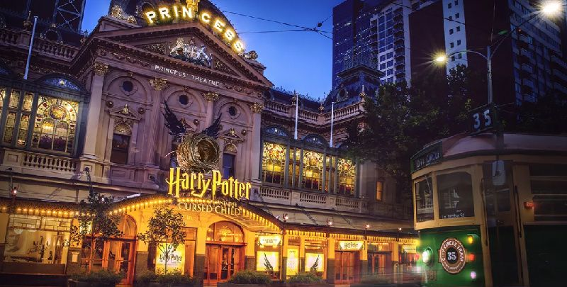 Harry Potter and the Cursed Child Same-Day Ticket W/ One-Way SkyBus Transfer