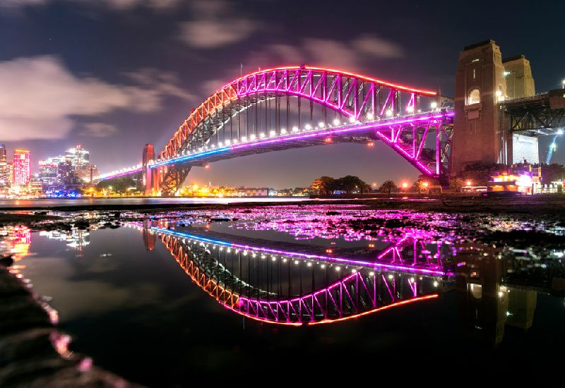 Exceptional Sydney: Captain Cook Lunch Cruise & Aboriginal Rocks Full-Day Tour W/Drop-off to Sydney CBD