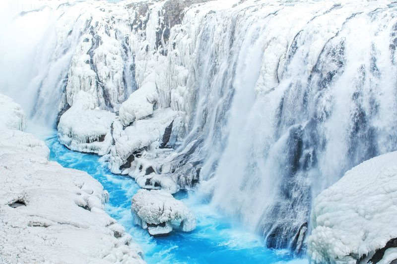 Iceland Golden Circle and Northern Lights Tour