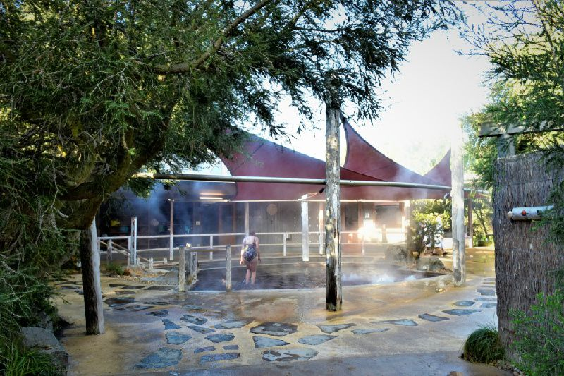 6-Hour Peninsula Hot Springs Express from Melbourne