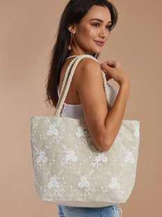 Τσάντα με κέντημα SG673.A173+1