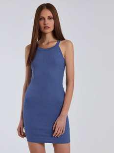 Ριπ mini φόρεμα SG8592.8001+2