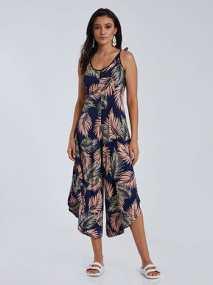 Ολόσωμη φόρμα με φύλλα SG9888.1267+2