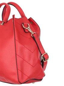 Τσάντα με φούντα και μεταλλική λεπτομέρεια WE7877.A343+2
