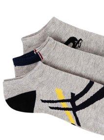 Σετ με 3 ζευγάρια ανδρικές κάλτσες WE9850.0950+4
