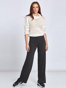 Παντελόνα με ελαστική μέση WL1278.1002+1
