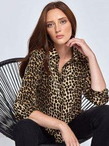 Λεοπάρ πουκάμισο WL1483.3965+1