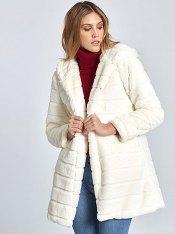 Παλτό από συνθετική γούνα WL1519.7039+3 703def7da53