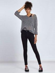 Skinny τζιν παντελόνι WL196.1010+1