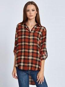 Καρό πουκάμισο WL453.3817+1