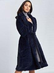 Μακρύ παλτό από συνθετική γούνα WL673.7264+3 b5bda7a3e5b