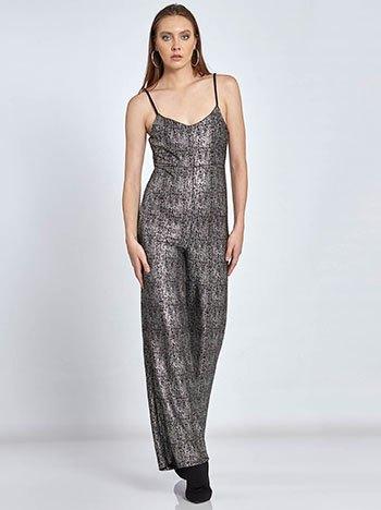 Ολόσωμη μεταλλιζέ φόρμα WL7855.1768+1