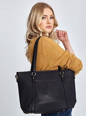 Τσάντα ώμου με τσέπη WL7870.A026+5