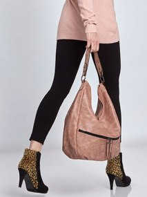 Τσάντα ώμου με μονό λουρί WL7871.A857+6