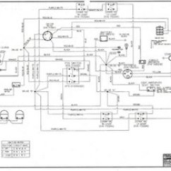 Wiring Diagram For Cub Cadet Zero Turn Lennox Gcs16 060 Mower Deck Will Not Engage When The Pto Switch Is Turned On? - Lawn Craftsman Zts 7500 ...