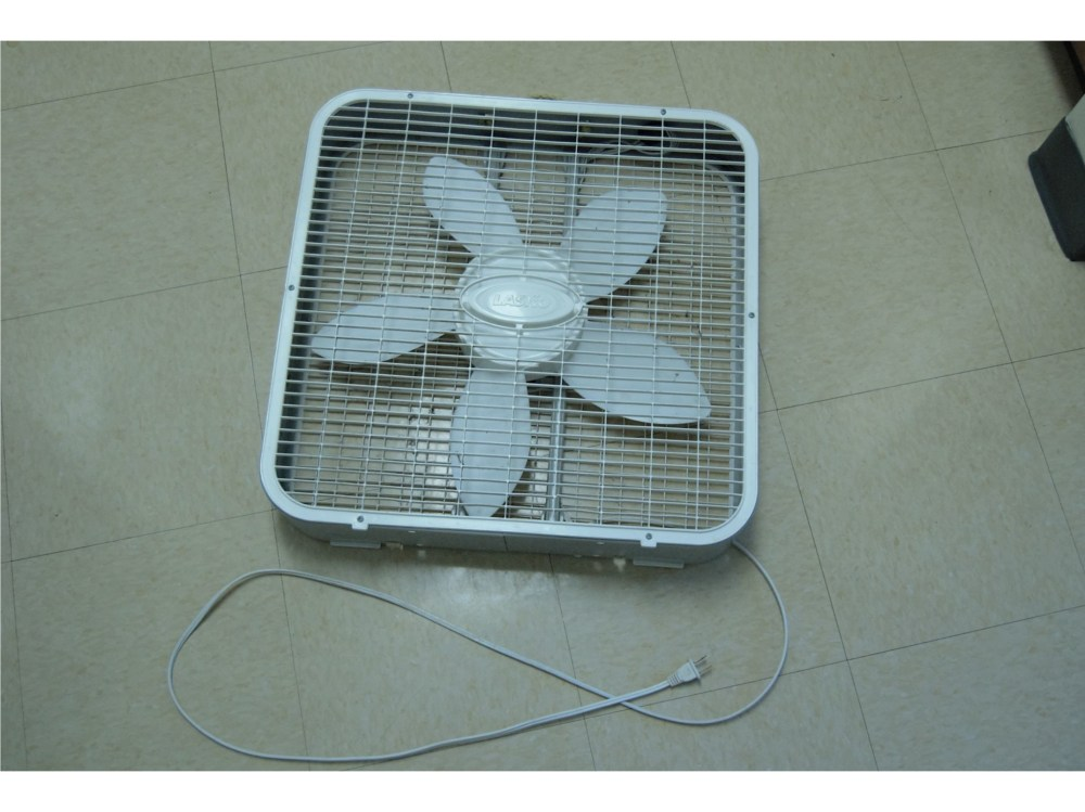 medium resolution of lasko box fan back wire repair