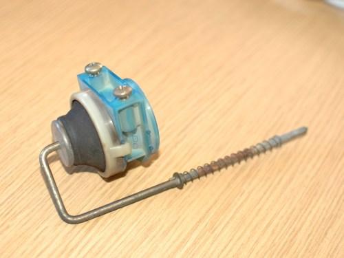 small resolution of repairing mercedes w123 fuel door lock actuator