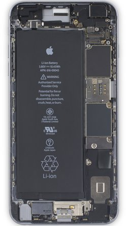 Inside Wallpaper Iphone X Iphone 6s And 6s Plus X Ray Wallpapers Ifixit