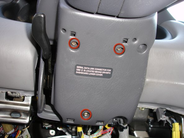 Steering Column Shroud Switches And Levers Ignition Switch