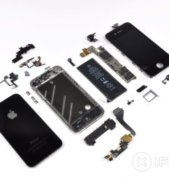iphone 4 teardown ifixit besides mini ipad 2 schematic diagram further iphone 5 parts diagram [ 3360 x 2520 Pixel ]