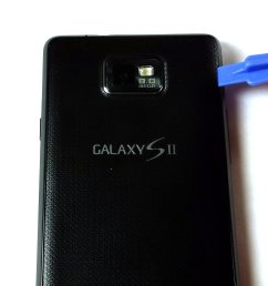 samsung galaxy s ii micro usb port replacement [ 2609 x 1957 Pixel ]