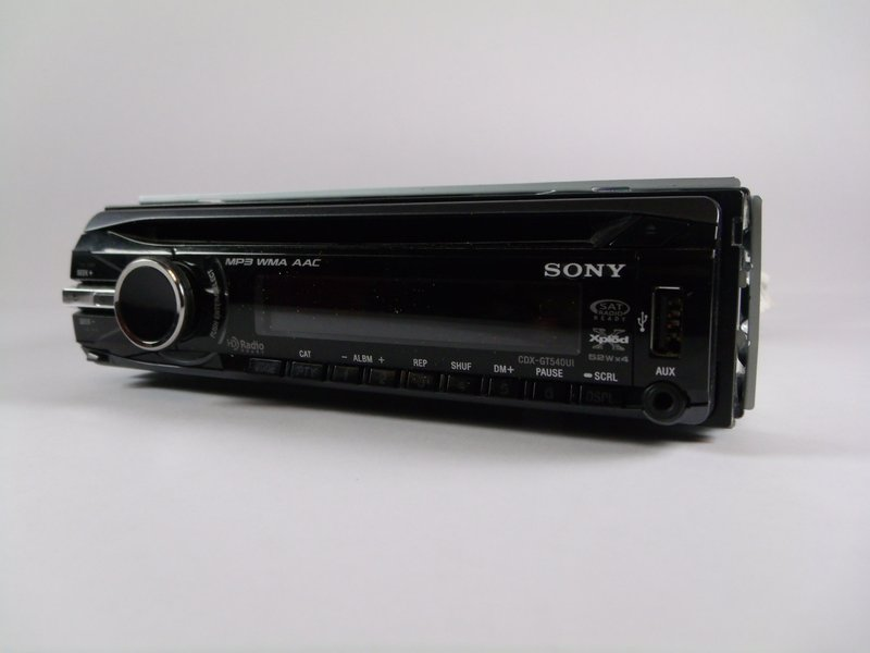 Sony Stereo Cdx Gt240 Wiring Diagram
