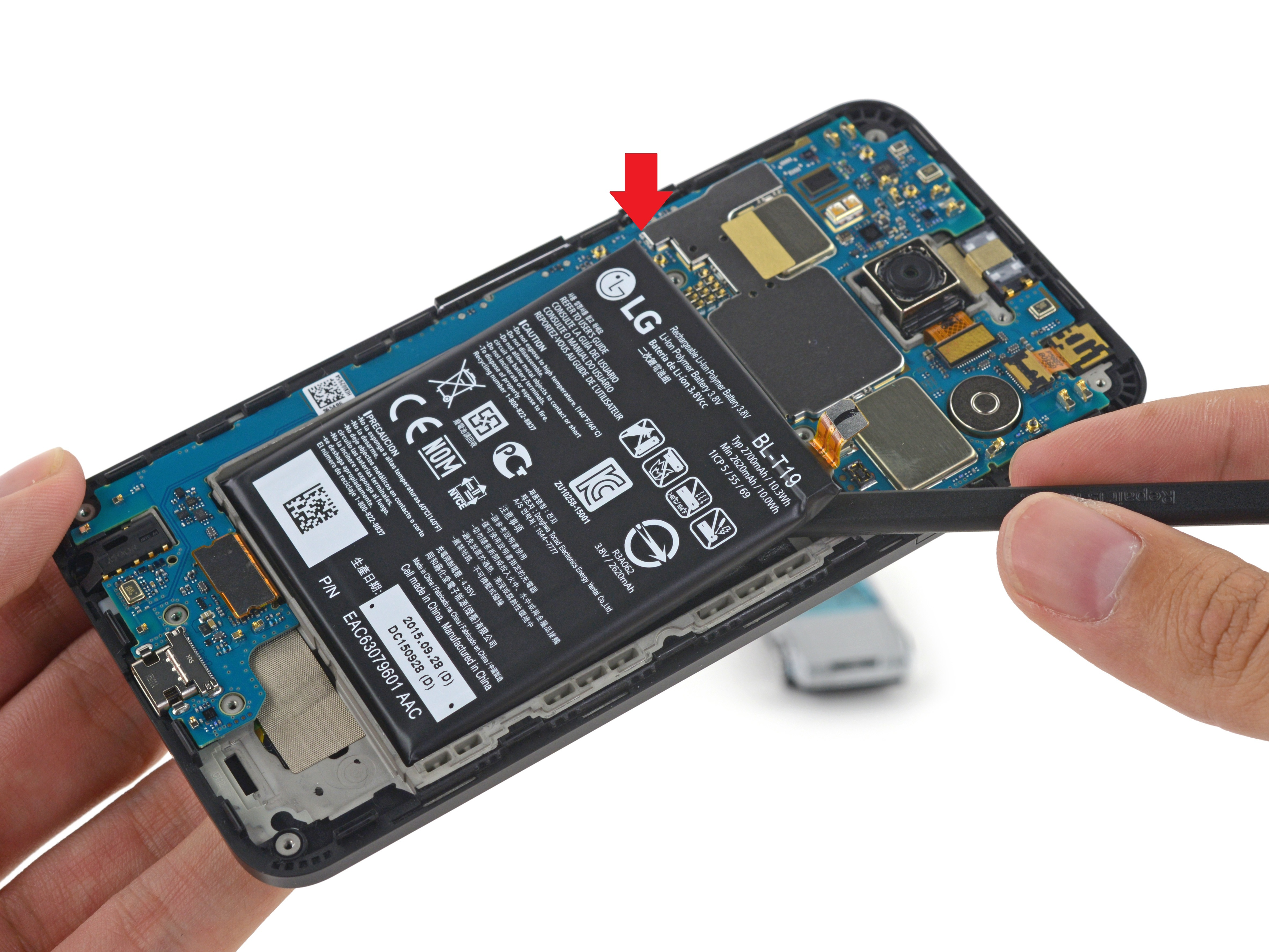 Iphone X Ifixit Wallpaper How To Repair Water Damaged Nexus 5x Ifixit Repair Guide
