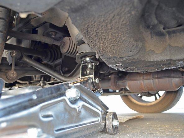 2000 Honda Accord Oil Pan