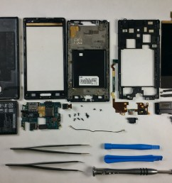 lg optimus l9 p769 teardown ifixit [ 3984 x 2988 Pixel ]
