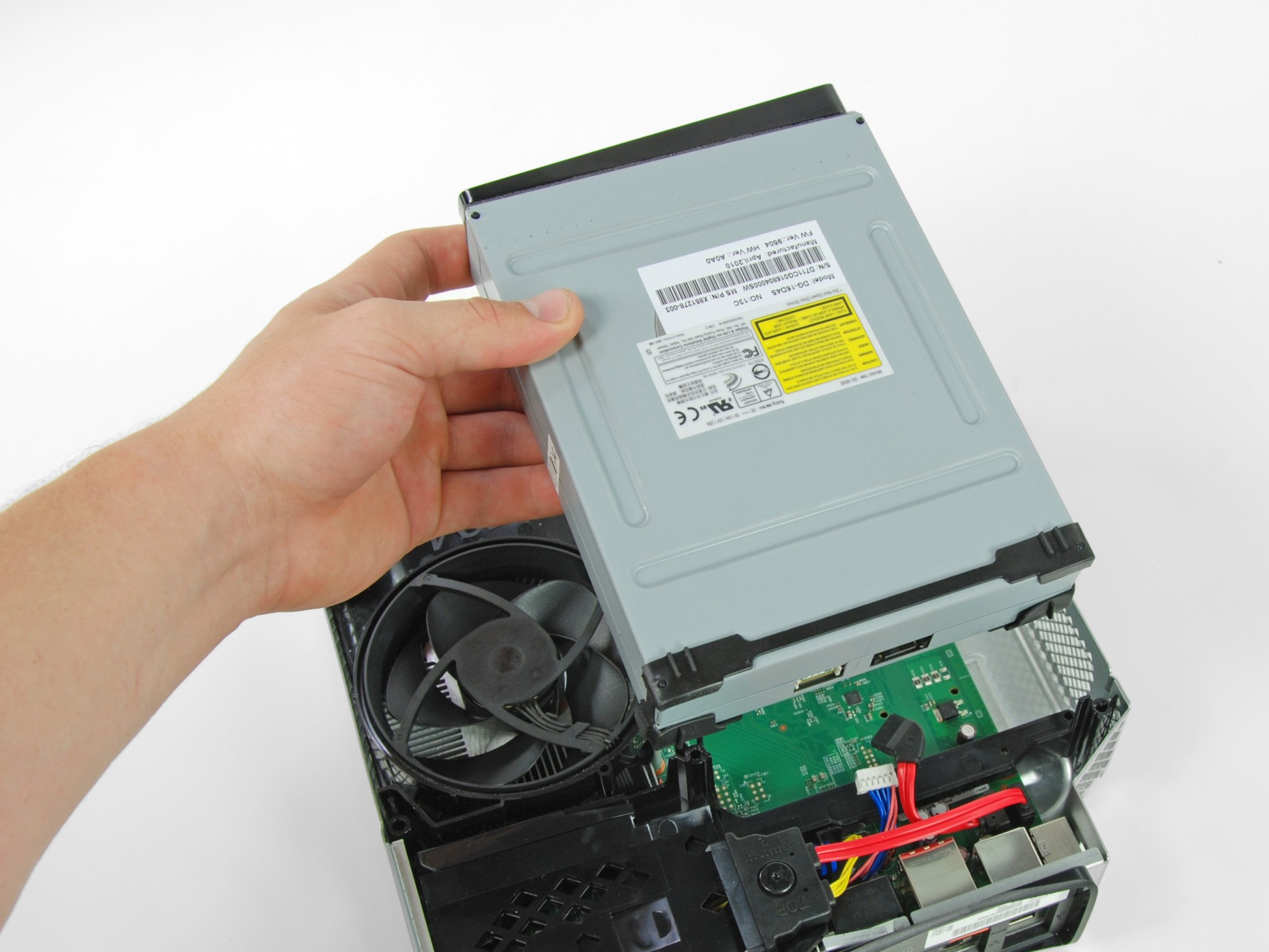 hight resolution of how to fix an xbox 360 s stuck dvd tray