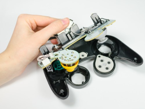 small resolution of nintendo gamecube controller circuit board replacement