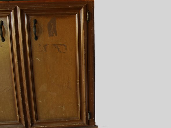 How to Replace a Cabinet Door