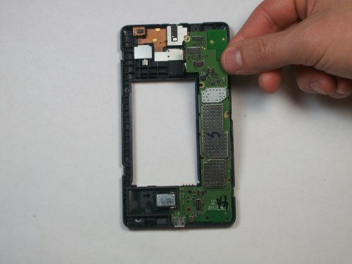 small resolution of nokia xl dual sim motherboard replacement ifixit repair guide simple circuit diagrams nokia x circuit diagram