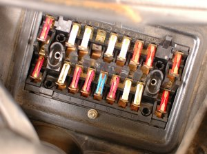 How to check Mercedes W123 Fuses  iFixit Repair Guide