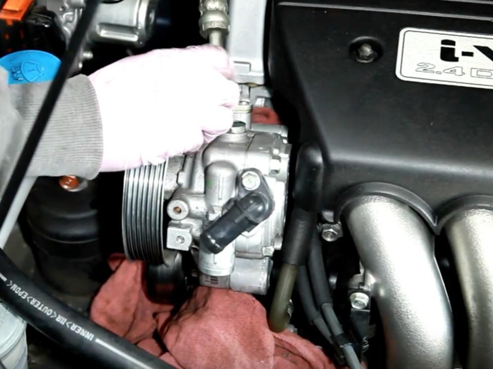 medium resolution of 2003 2007 honda accord power steering pump replacement 2003 2004 2005 2006 2007 ifixit repair guide