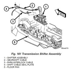 2003 Jeep Liberty Parts User Manual Diagram