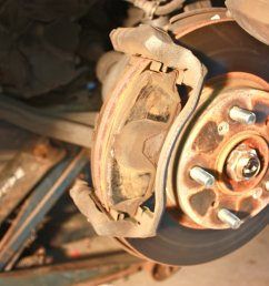 2003 2007 honda accord front brake pads replacement [ 3797 x 2848 Pixel ]