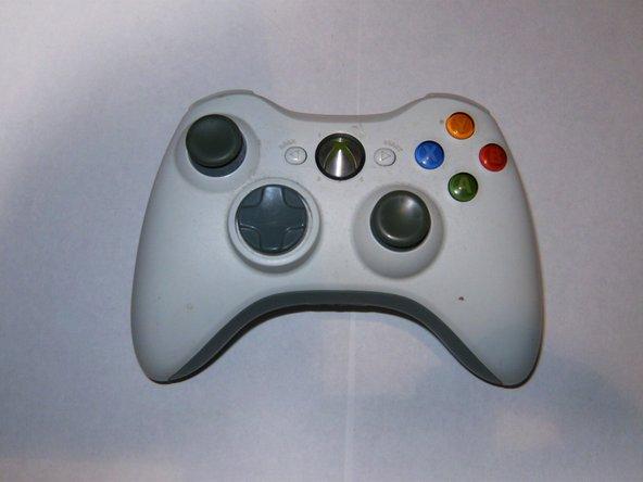 Right Analog Stick Xbox One